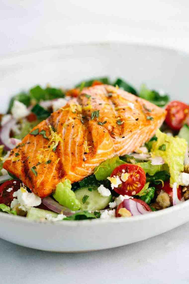greek-salmon-salad-with-lemon-basil-dressing